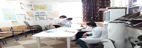 مسابقات آزمایشگاهی علوم تجربی